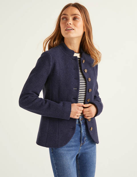 Coade Jacket - Navy