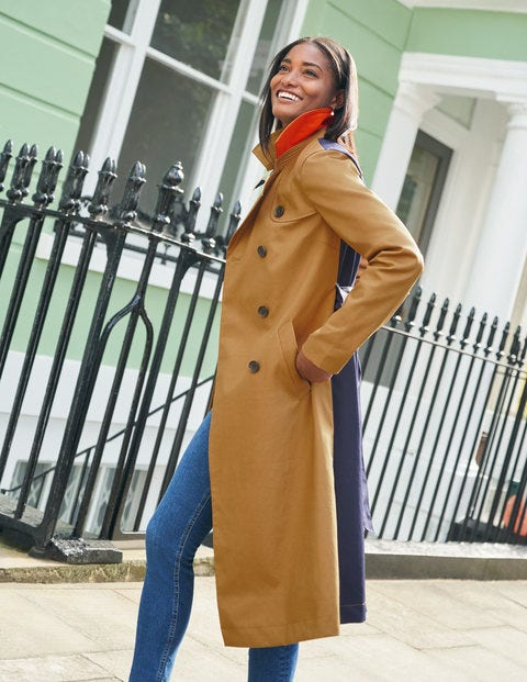 Franklin Trench Coat