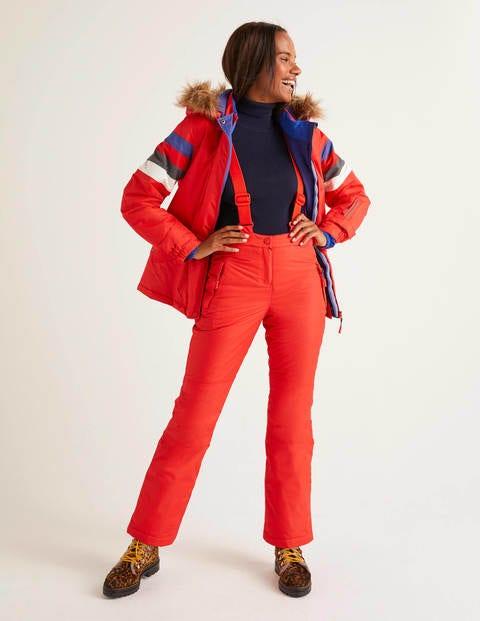 Innsbruck Ski Trousers - Post Box Red