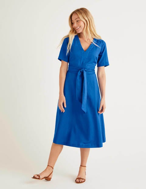 Lily Belted Dress
