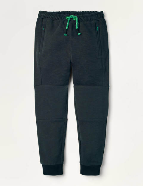Warrior Knee Sweatpants - Black