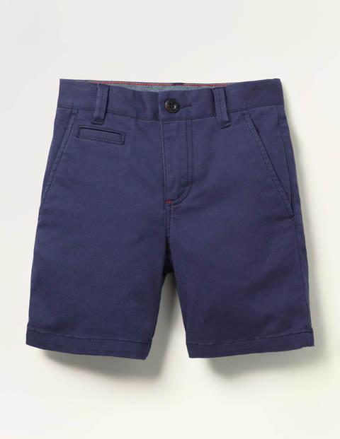 Chino-Shorts - Schuluniform-Navy