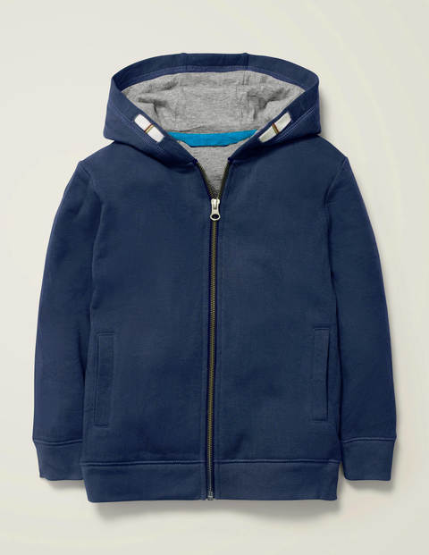 Cosy Out-of-this-World Hoodie - College Navy
