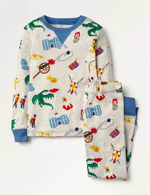 Cosy Long John Pajamas