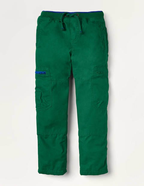 Cosy Lined Cargo Pants