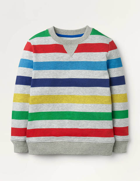 Cosy Printed Sweatshirt