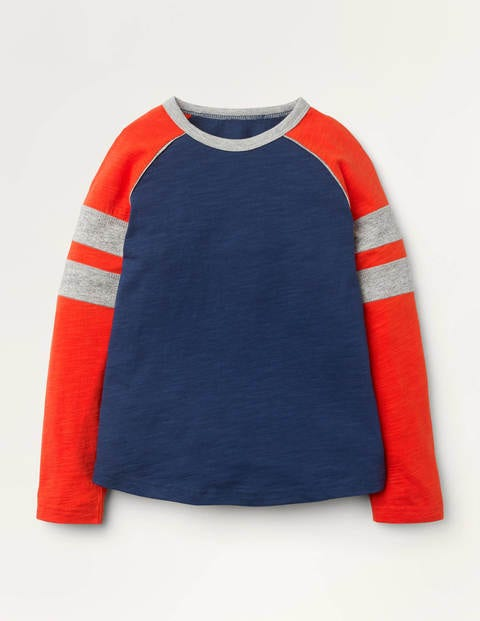 Sporty Raglan T-Shirt