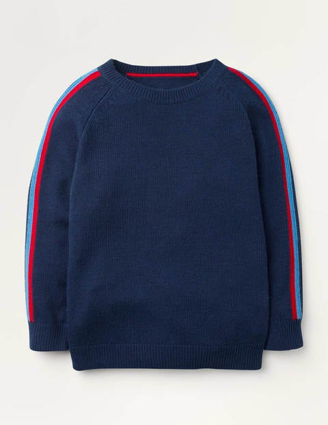 Rainbow Crew Jumper