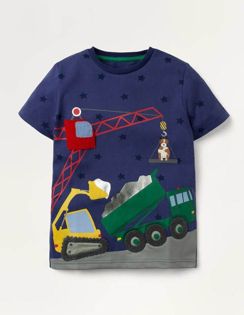 Vehicle Scene T-shirt