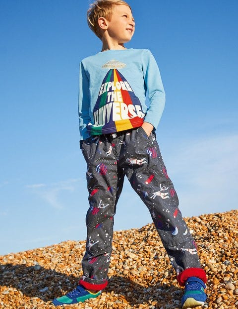Cosy Fleece Lined Pants