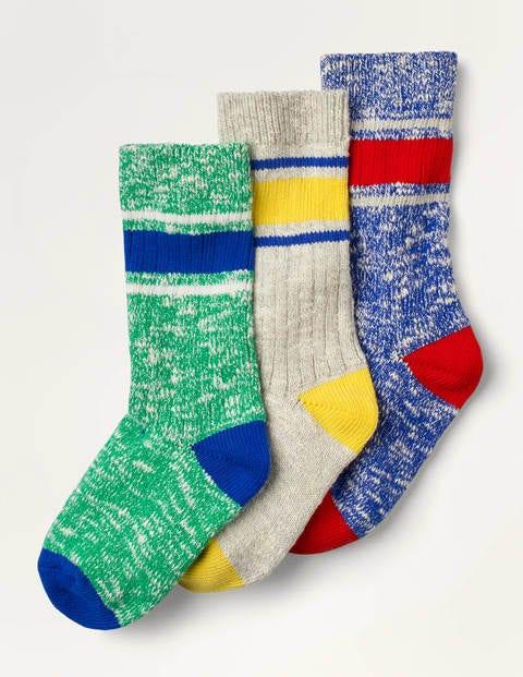 Dicke Socken im 3er-Pack