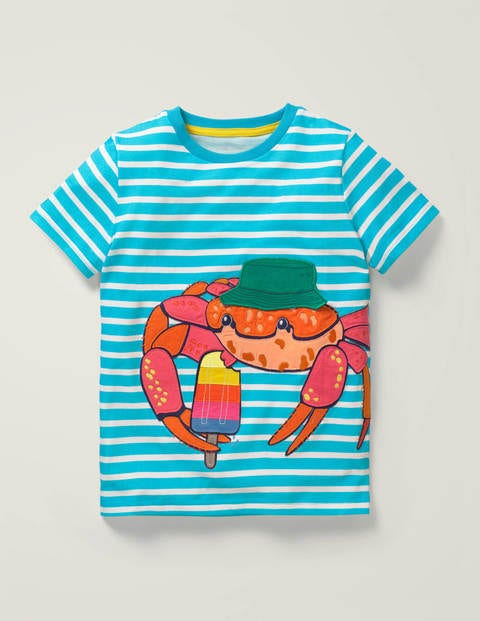 Novelty Appliqué T-shirt
