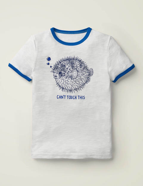 Graphic Sea Creature T-shirt