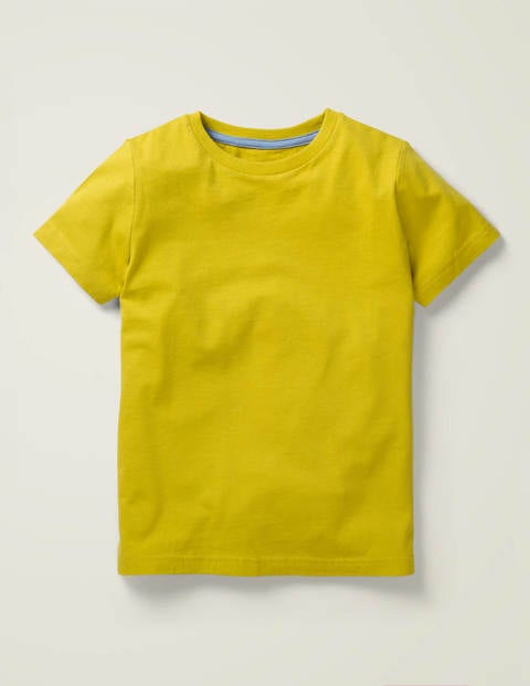 Supersoft Short Sleeve T-Shirt - Daffodil Yellow