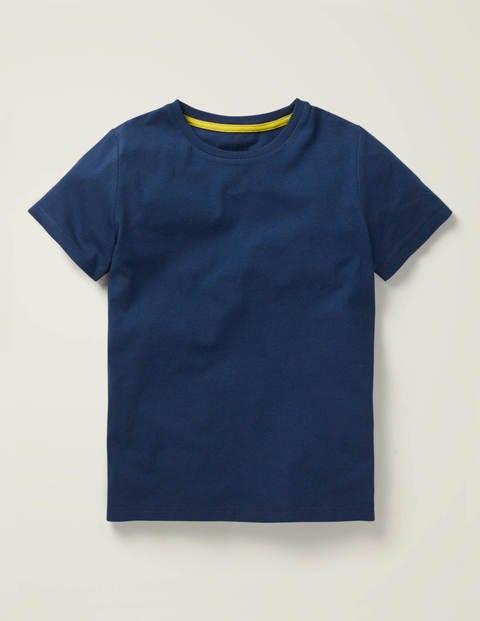 Supersoft Short Sleeve T-Shirt - Navy Blue