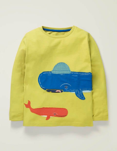 Novelty Long Sleeve T-shirt