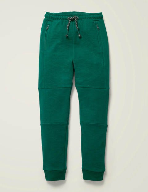 Warrior Knee Sweatpants - Bottle Green