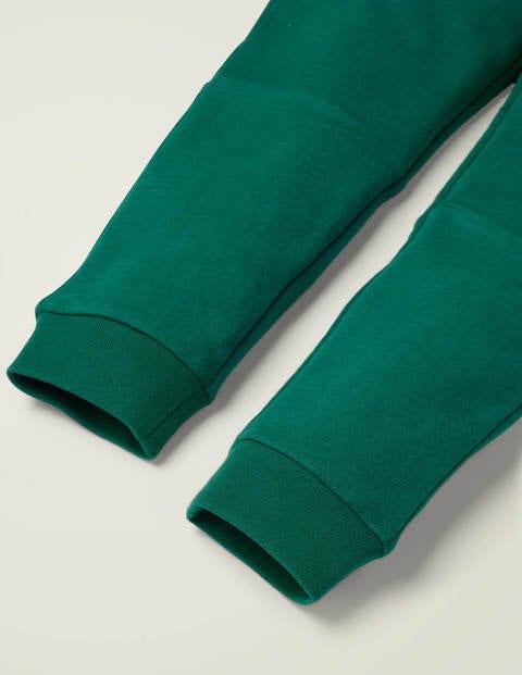 Pantalon De Survêtement À Genoux Renforcés Vert bouteille