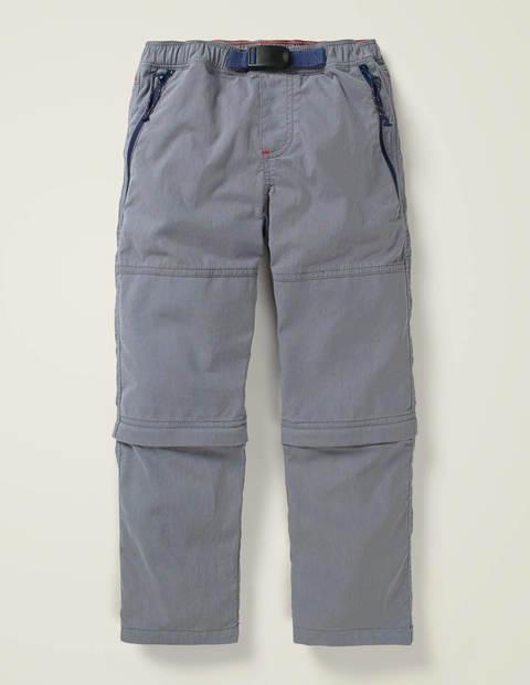 Pantalon utilitaire zippé