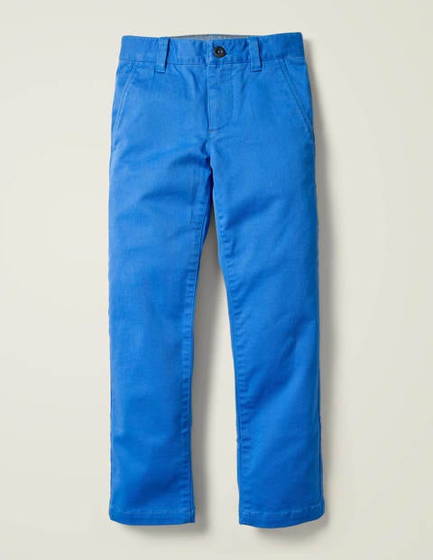 Chino Trousers - Bold Blue