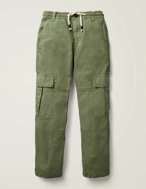 Utility Cargo Pants - Herb Green