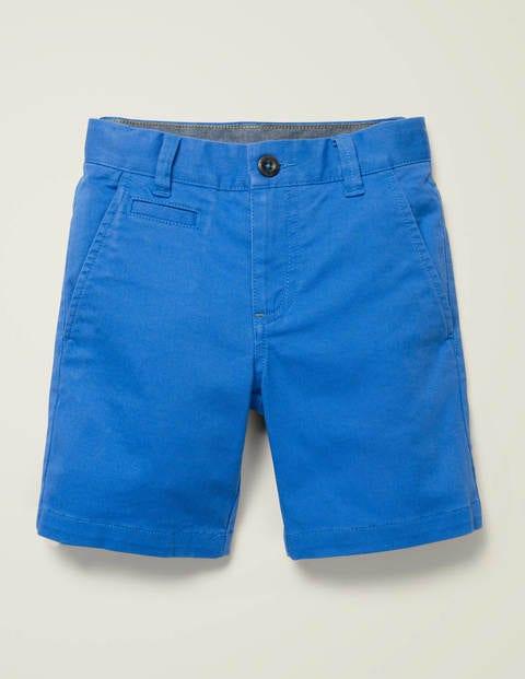 Chino Shorts - Bold Blue