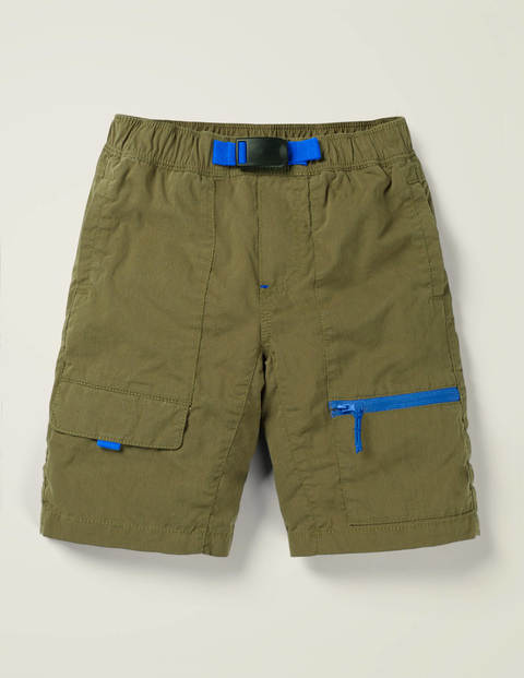 Pull-on Techno Shorts