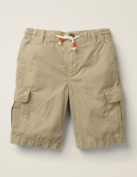 Cargo Shorts - Cappuccino Brown