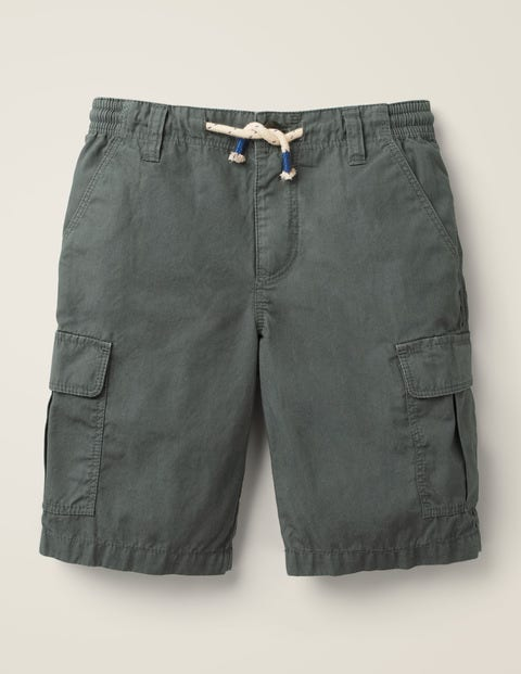 Cargo Shorts - Smoke Grey