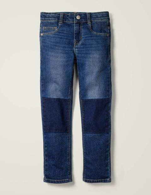 Slim Jeans - Mid Vintage Hotchpotch