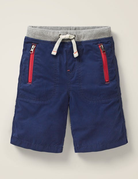 Adventure Shorts - College Blue