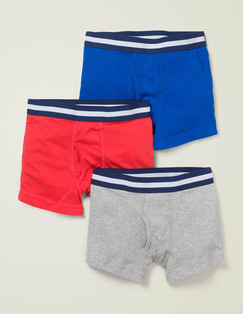 3 Pack Jersey Boxers - Colourblock