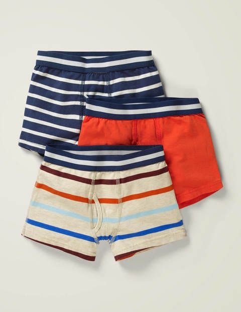 3 Pack Jersey Boxers - Multi