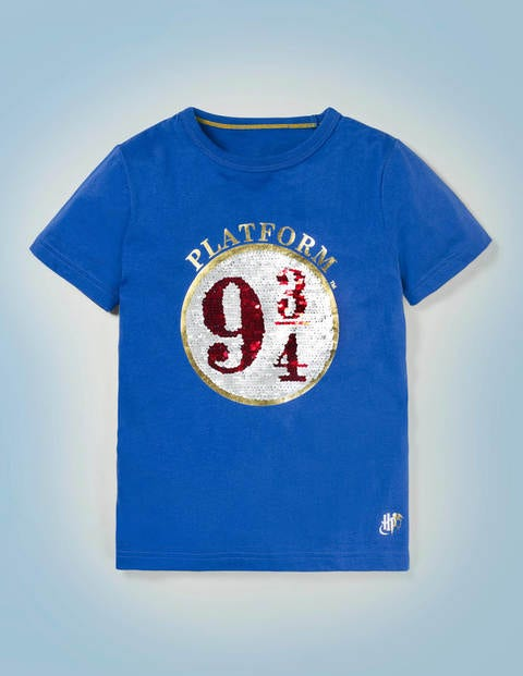 Platform 9¾ Sequin T-shirt