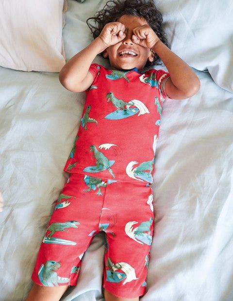 Bequemer kurzer Schlafanzug