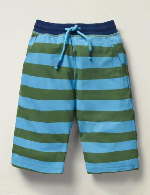 Jersey Baggies - Surfboard Blue/Action Green