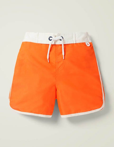 Surf Shorts - Shocking Orange
