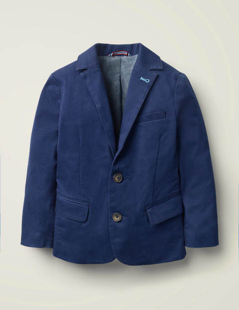 Smart Blazer - Navy Blue