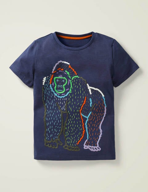 Wild Animal Stitch T-shirt
