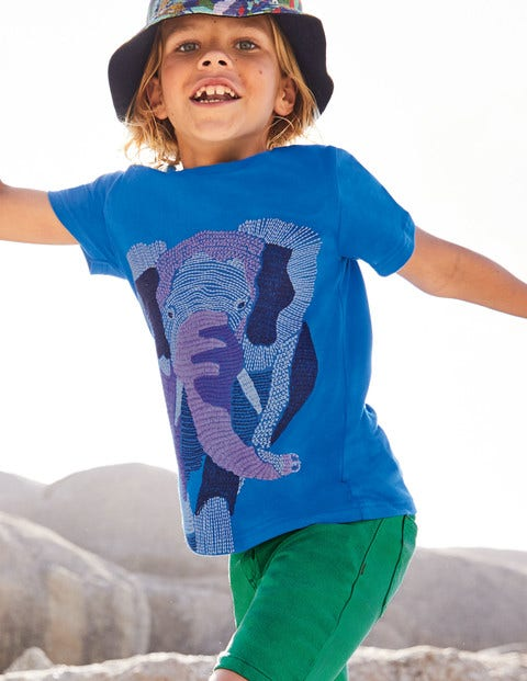 Superstitch Animal T-shirt