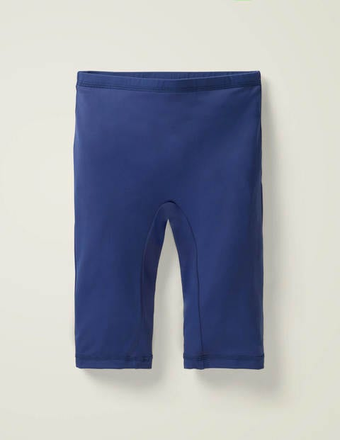 Sun-Safe Shorts - Deep Sea Blue