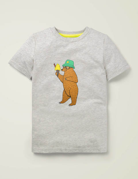 Animal Illustrated T-shirt