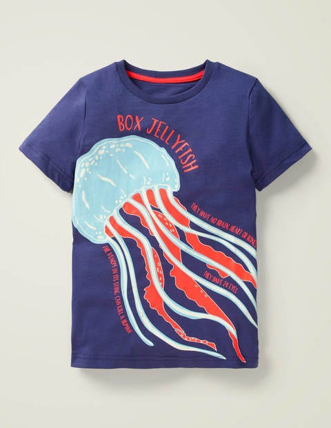 T-shirt rayon X phosphorescent