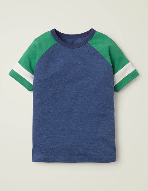 Sports Stripe Raglan T-shirt