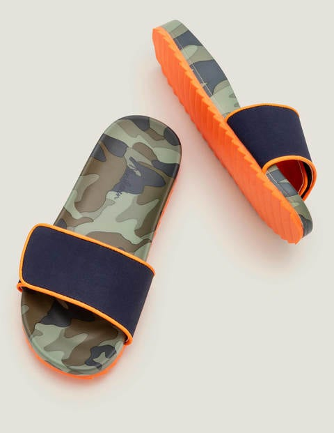 Pool Slides - Herb Green Camo