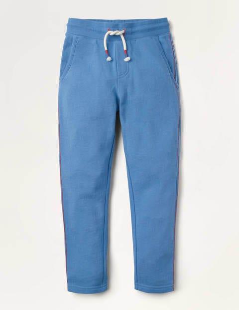 Basic-Jogginghose - Elizabethan Blue
