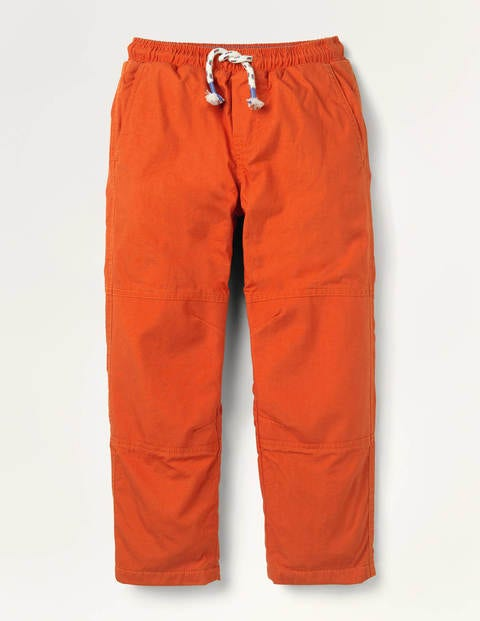 Cosy Fleece Lined Pants - Autumn Spice