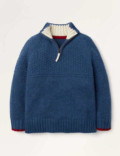 Half-zip Jumper
