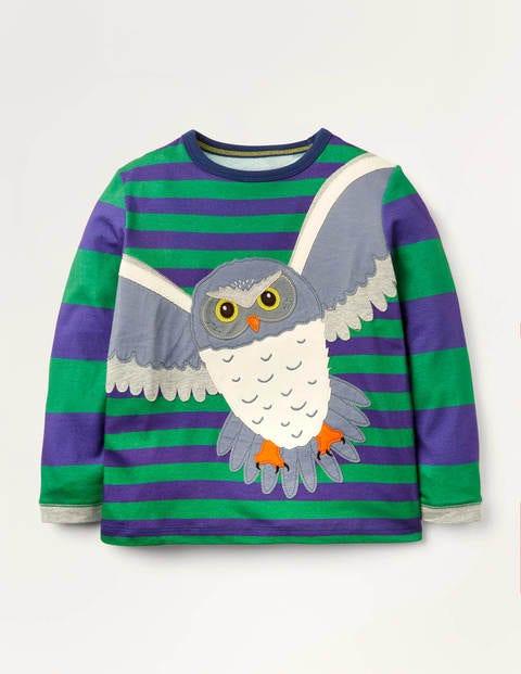 Woodland Appliqué T-shirt