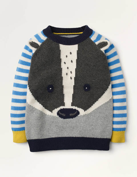 Woodland Crew Jumper